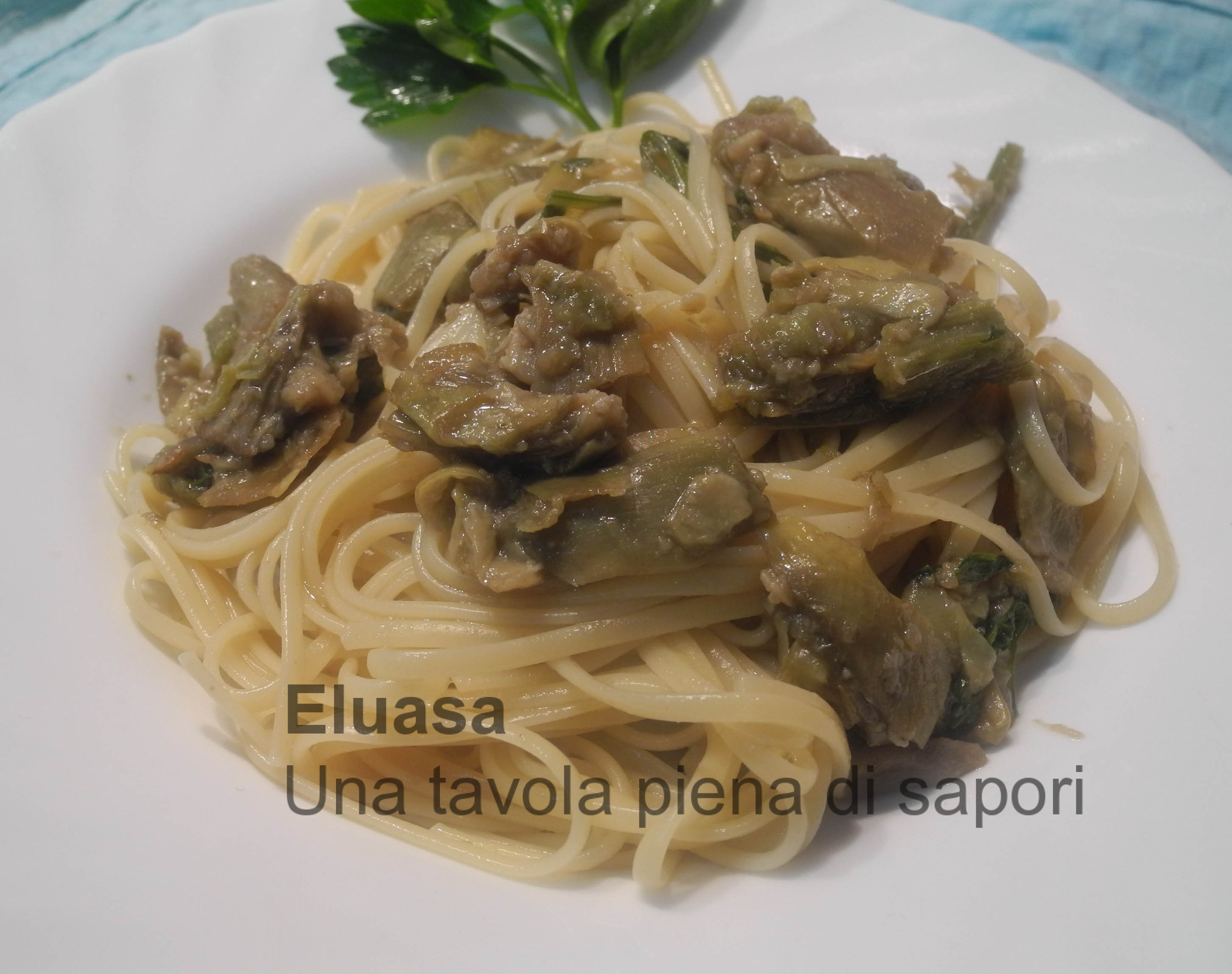 pasta carciofi 3a
